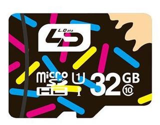 Cartão De Memoria 32gb Para Celular (ld Cartão Micro Sd)