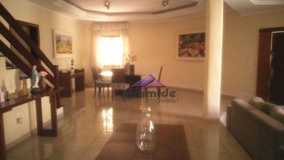 Casa Residencial À Venda, Jardim Alvorada, São José Dos Campos. - Ca3176