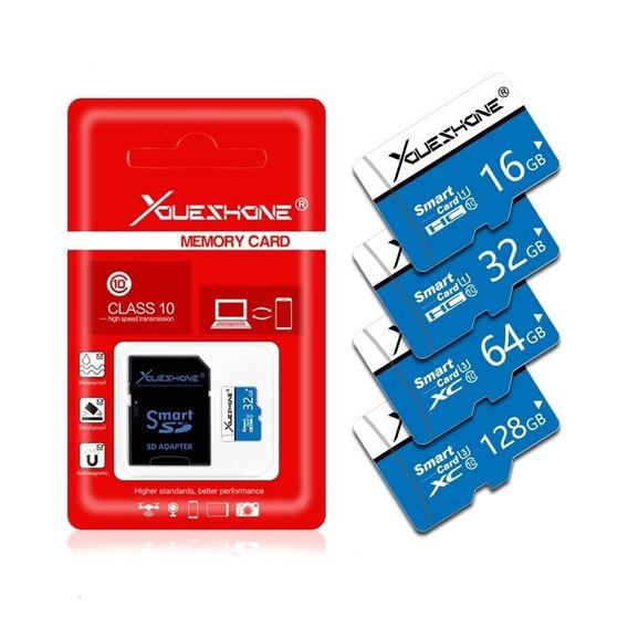 Micro Sd Ultra Cartao Memoria Kit 32gigas+adaptador