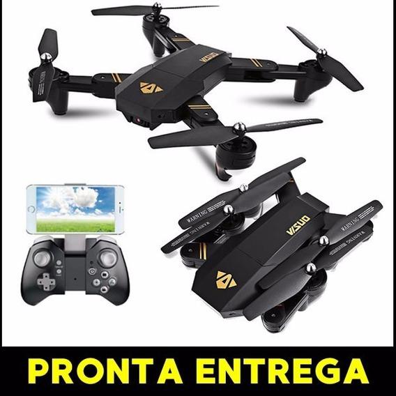 Drone Visuo Xs809hw Camera Hd 720p 2mp Pronta Entrega!