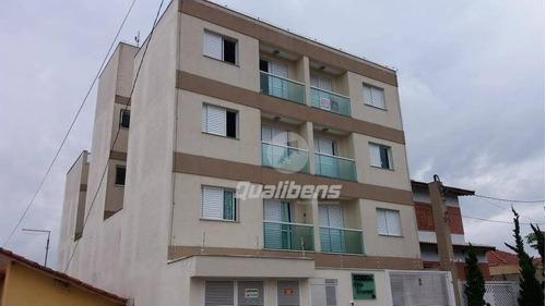 Imagem 1 de 10 de Apartamento Com 2 Dormitórios À Venda, 48 M² Por R$ 240.000,00 - Vila Guarani - Mauá/sp - Ap0414