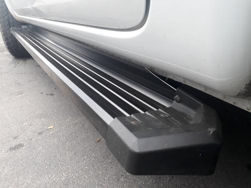 Estribos Aluminio Negro Master Corta Env Gratis Cuotas S/int
