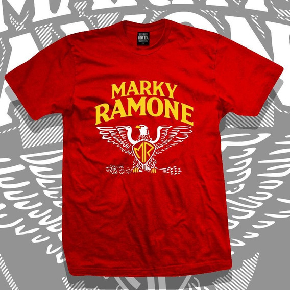 Remera Marky Ramone Tour 2019