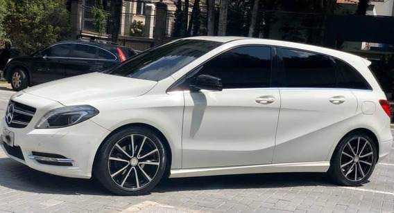 Mercedes-benz Classe B 1.6 Turbo 5p