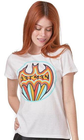 Camiseta Blusa Feminina Batman Japão