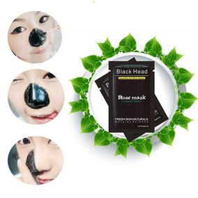 Máscara Black Head Pele Face Cravos Preta Negra - 4 Un