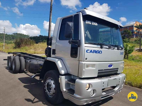 Ford 2422 6x2 2009 Chassis