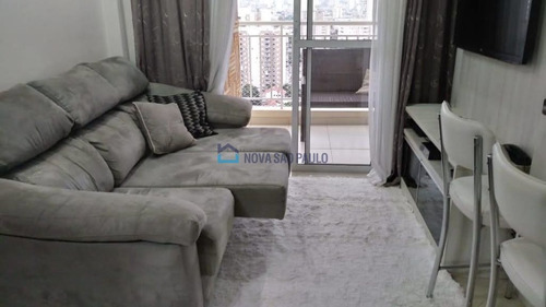 Apartamento Com 1 Suíte Na Vila Das Mercês  - Bi29418
