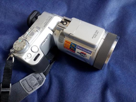 Câmera Digital Cybershot Dsc-f717 Sony