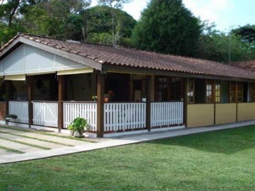 Chácara Em Campo Limpo Paulista - V4425