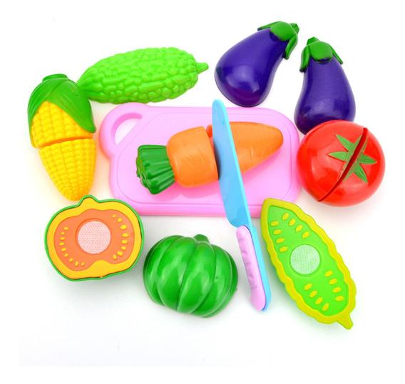 Juego De Cocina Divertido Juego De Frutas Y Verduras De