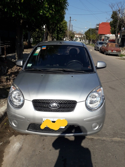 Kia Picanto 1.1 Ex At 65 Hp 2010