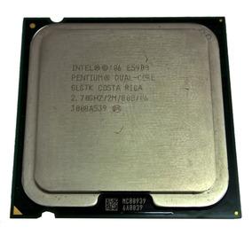Processador Intel Pentium Dual Core E5400 Lga 775 2.7ghz
