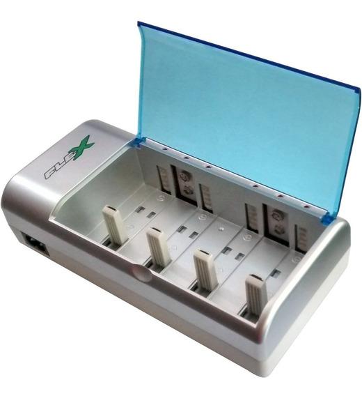 Carregador De Baterias Universal Ni-cd E Ni-mh - 1,2v