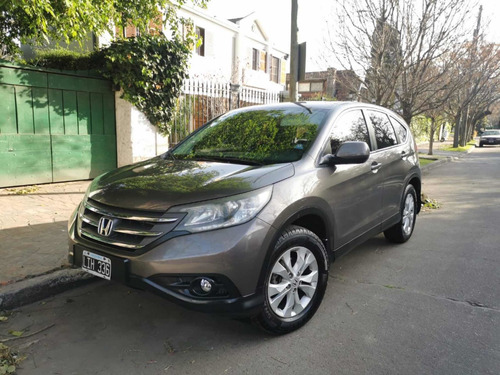 Imagen 1 de 12 de Honda Cr-v 2.4 Ex 4wd 185cv At 2012