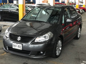 Suzuki Sx4 2.0 Sedan L4 Man At 2013