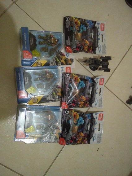 Sets Halo Mega Construx