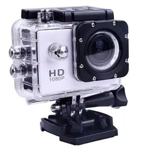 Câmera Sports Hd 1080p Esportes Radicais