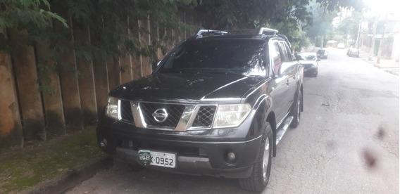 Nissan Frontier 2.5 Le Cab. Dupla 4x4 Aut. 4p 2009
