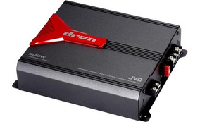 Amplificador De Potência Jvc Ks-ax3201d Mono 800w 250w Rms