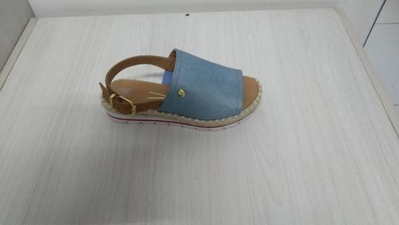 Sandália Vizzano Jeans Com 50% Off