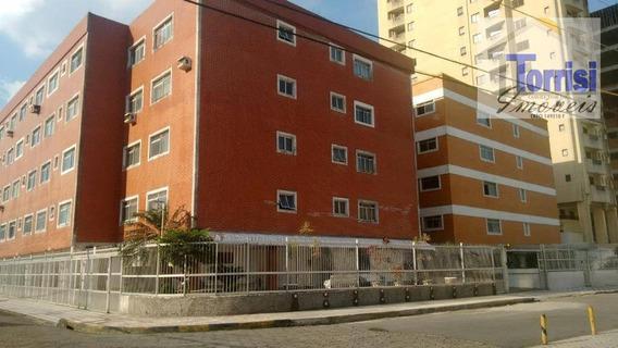 Kitnet Em Praia Grande, 01 Dormitório, Aviaçao, Kn 0047 - Kn0047