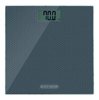 Balança De Banheiro Black Decker Bk40 Até 180kg