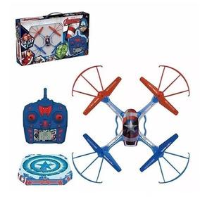 Drone Original Capitão America Vingadores Infantil Avengers
