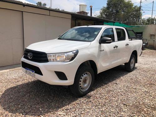 Toyota Hilux 2.4 Cd 150cv 4x2 2017