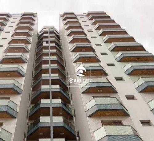 Imagem 1 de 27 de Apartamento Com 3 Dormitórios Para Alugar, 130 M² Por R$ 3.000,00/mês - Santo Antônio - São Caetano Do Sul/sp - Ap17332
