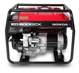 Generador Honda Eg-5000-cx