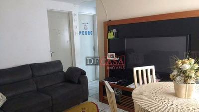 Apartamento À Venda; Cidade Tiradentes; São Paulo; 2 Dorm.; 1 Vaga. - Ap3235