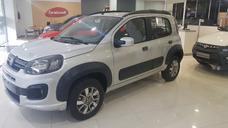 Fiat Uno Way Nueva Versión 2018 Contado O Financiado