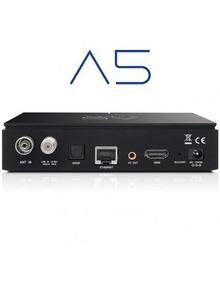 Amiko A5 4k Combo Iptv Dvbs2-t2/c