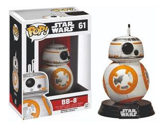 Funko Pop : Star Wars - Bb-8 #61