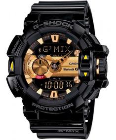 Relógio Casio - G-shock - G-mix - Gba-400-1a9dr