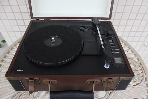 Toca Discos Raveo Volare (maleta Vintage)