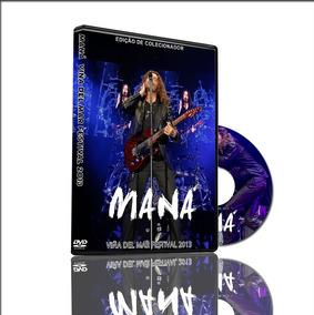 Dvd Maná Ao Vivo Viña Del Mar 2013