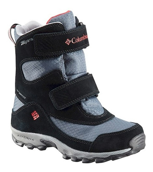 Bota Columbia Infantil Youth Parkes Peak Boot Wide