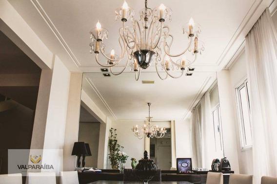 Cobertura Com 3 Dormitórios À Venda, 432 M² Por R$ 2.230.000 - Jardim Aquarius - São José Dos Campos/sp - Co0011