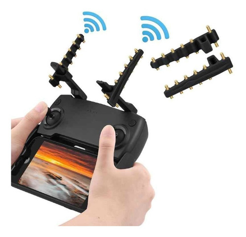 Imagen 1 de 6 de Amplificador De Señal De Antena Drone Dji Mavic Mini Spark