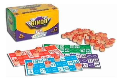 Bisonte Bingo Economico