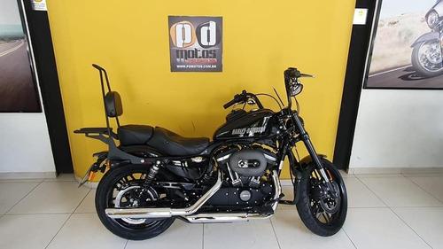 Harley Davidson Roadster 1200 - 2018 - Equipada