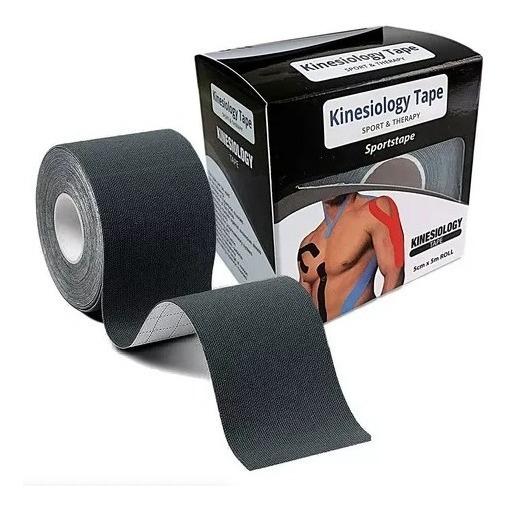4 Cinta Kinesiologica Kinesio Tape 5 Mts X 5 Cm + Envío