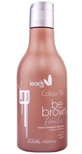 Leads Care 300ml- Be Brown Fondue Tonalizante