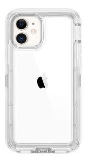 Funda Case Uso Rudo 360 Para iPhone 11 Pro Xs Max 8 Plus 7