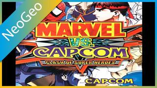 Marvel Vs Capcom Neo-geo Para Android