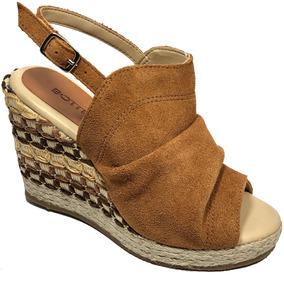 541c215037 Sandalia Plataforma Botero - Sapatos no Mercado Livre Brasil