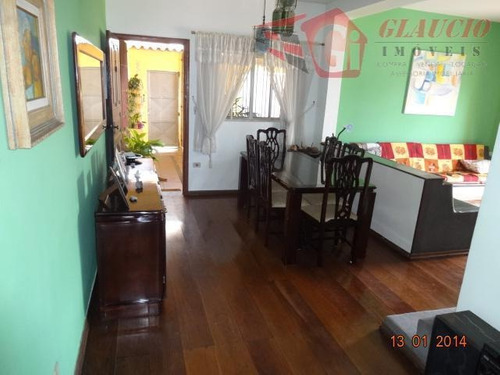 Sobrado Para Venda Em Taboão Da Serra, Jardim Ouro Preto, 3 Dormitórios, 1 Suíte, 2 Banheiros, 2 Vagas - So0212_1-1009661
