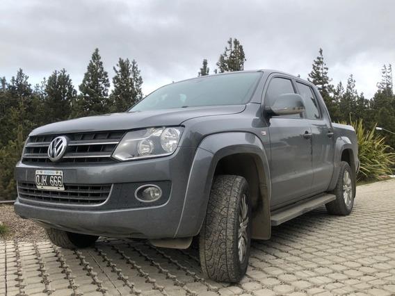Volkswagen Amarok Automatica Full My 2015